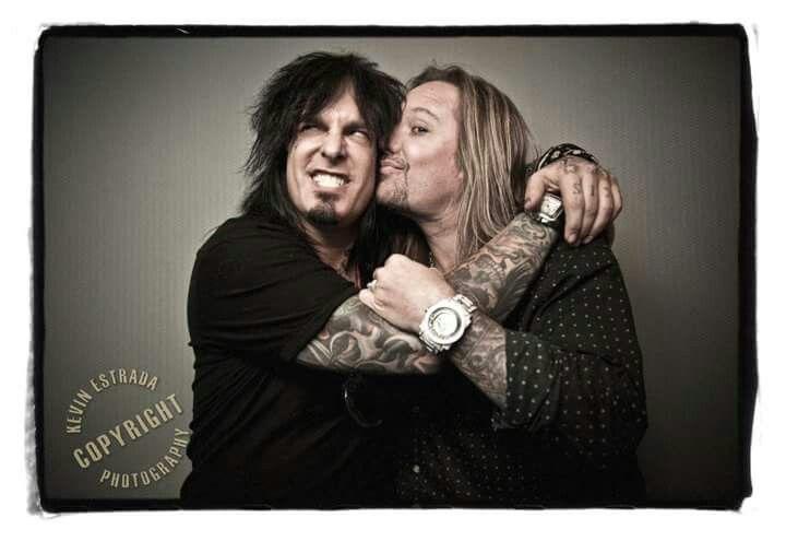 Nik and Vince