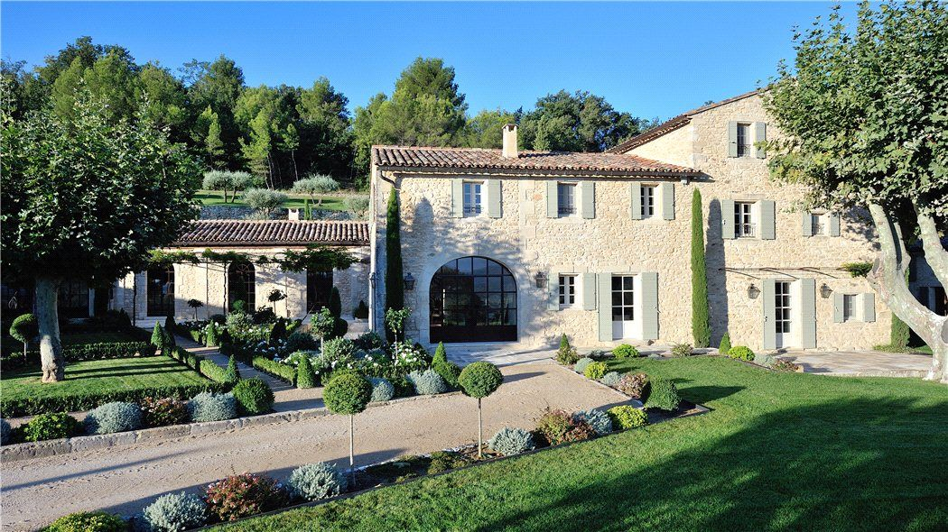Estate For Sale In Lacoste Luberon Vaucluse Provence Rsi131005 Home Styles Exterior House Exterior French Country House