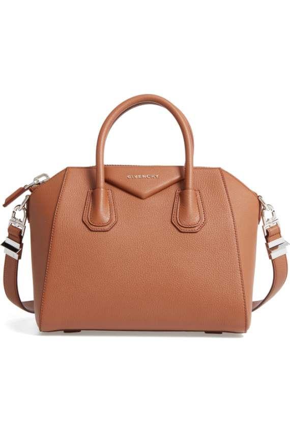 Givenchy Small Antigona Leather Satchel Nordstrom