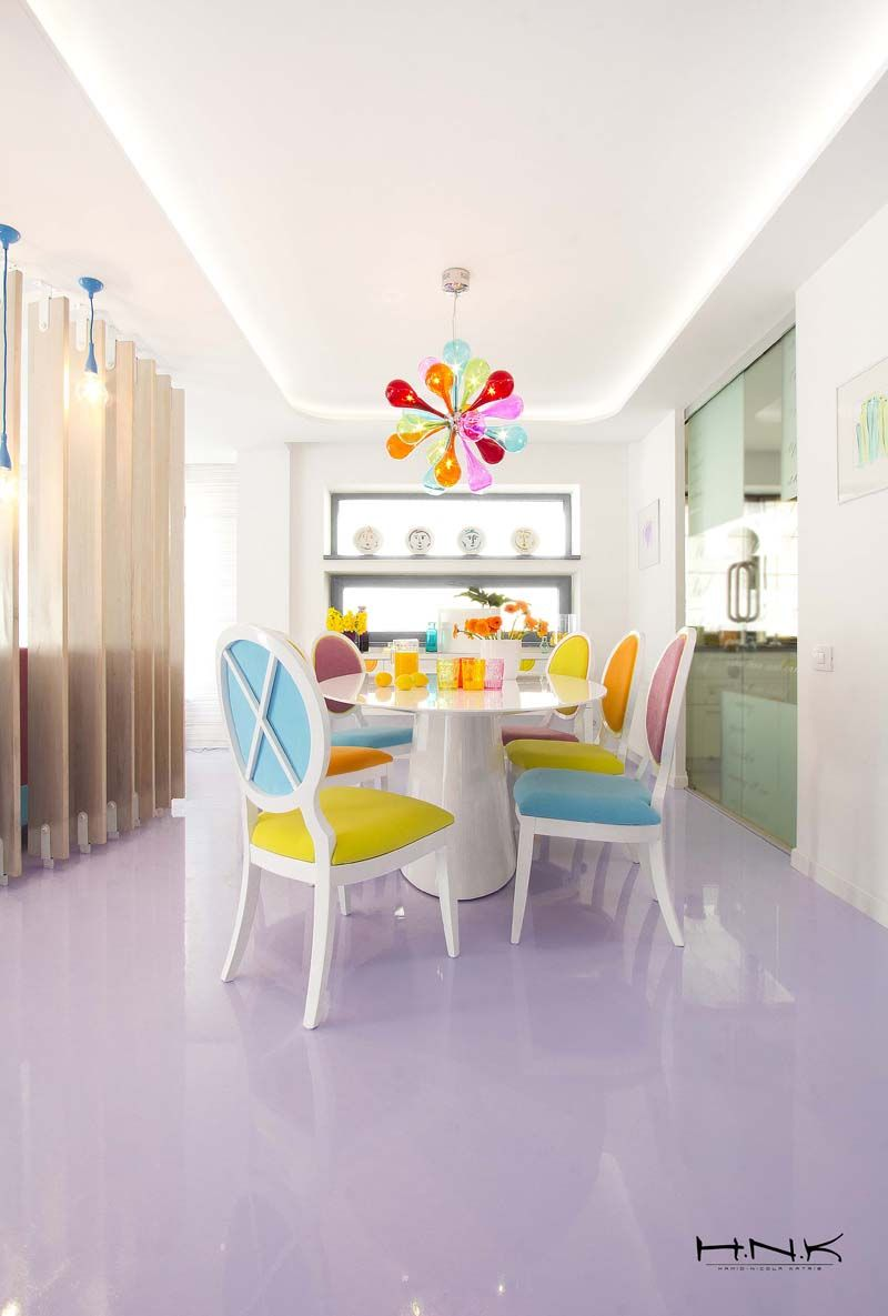 How to Decorate in a Contemporary Style by Focusing on Colors