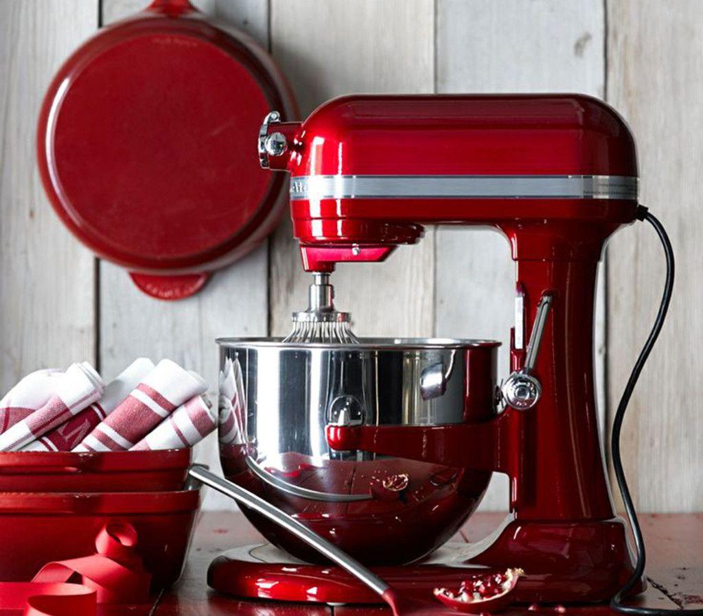 Uma cozinha vermelha para te inspirar