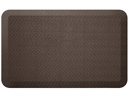 Newlife By Gelpro Designer Comfort Mat 20 By 32inch Sisal Coffee Bean You Can Get More Details By Clicking On With Images Comfort Mats Decorating Tools Stain Resistant
