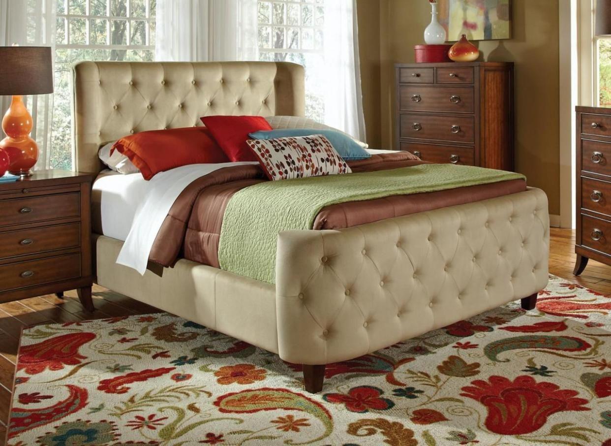 best full tufted bed frame http tefterapp com best full tufted