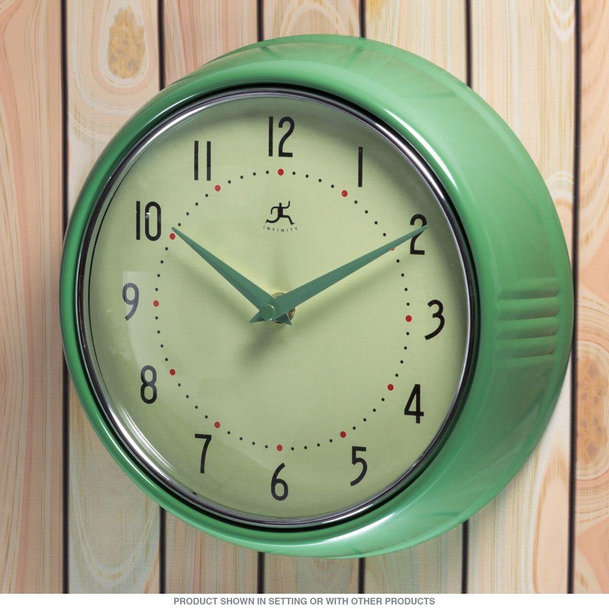 Vintage Looking Kitchen Wall Clocks Httpbleeckerstreetbeat