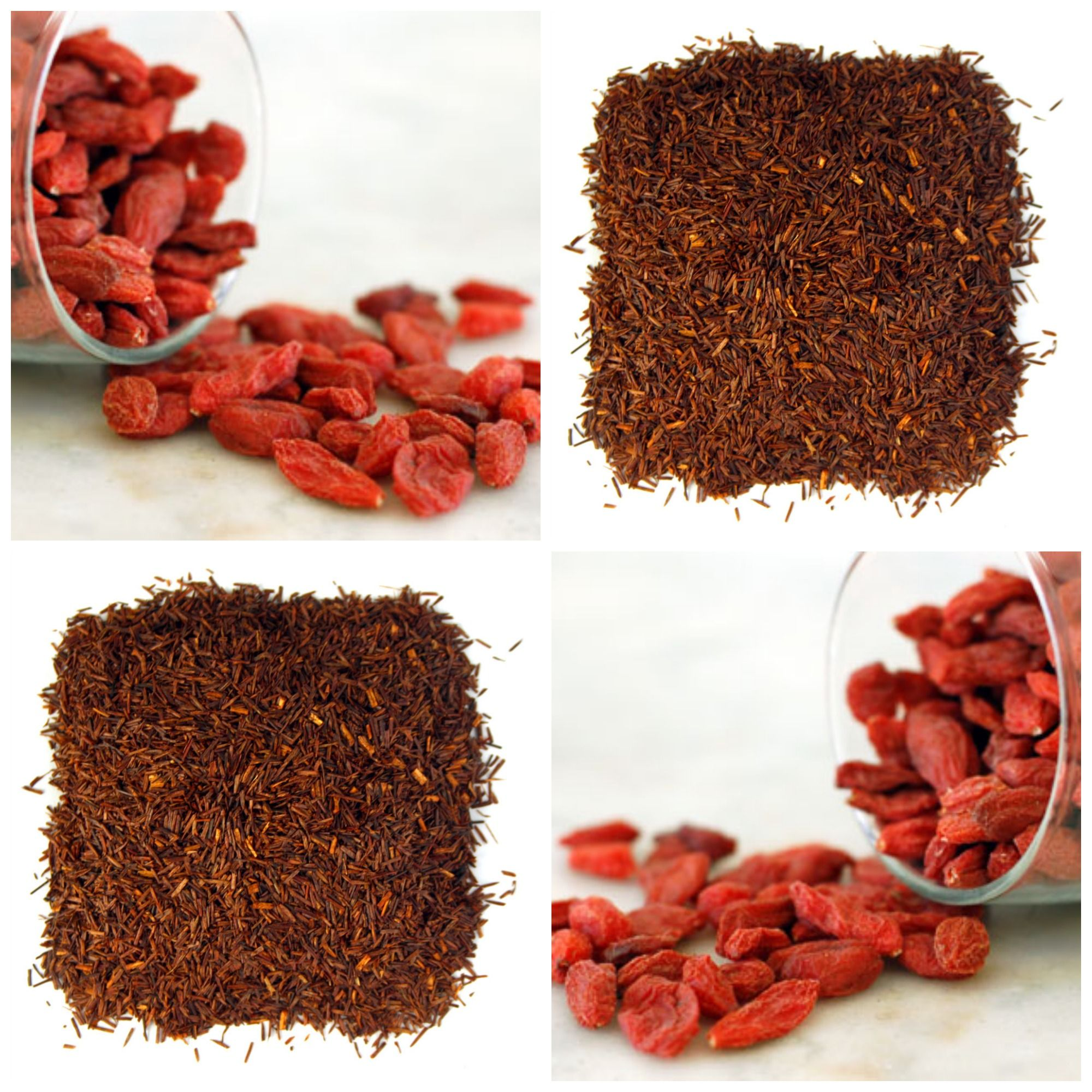 Rooibos Goji Berry Tea Berry Tea Healthy Fruits And Vegetables