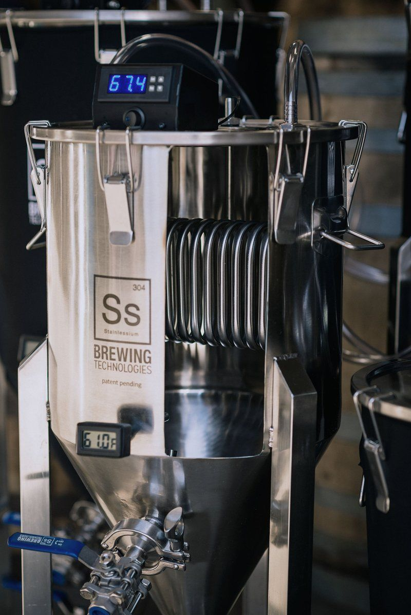 Ftss Half Bbl Chronical Brewing Home Brewing Home Brewing Equipment