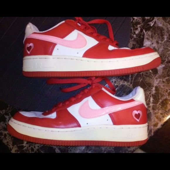 Limited Edition Nike Valentine Day Air Force One Limited Edition
