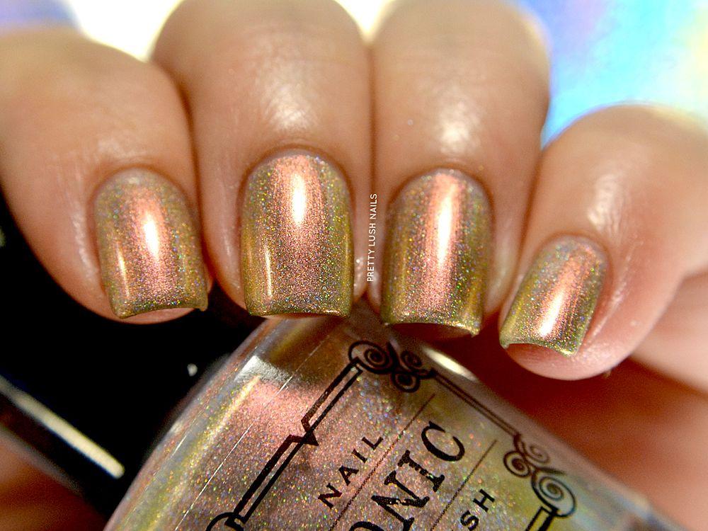 Tonic Polish Incandescent | Pretty Lush Nails | Tonic Polish ...