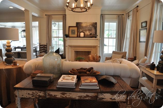 September 2012 216 Southern Living Decor Southern Living Homes Country House Decor
