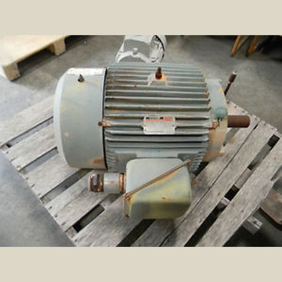 Id 20mn320311 G 002 Volts 230 460v Rpm 1765 Amps 102 51 Hz 60 Phase 3 View More 40 Hp Motors Motor Electric Motor 40th