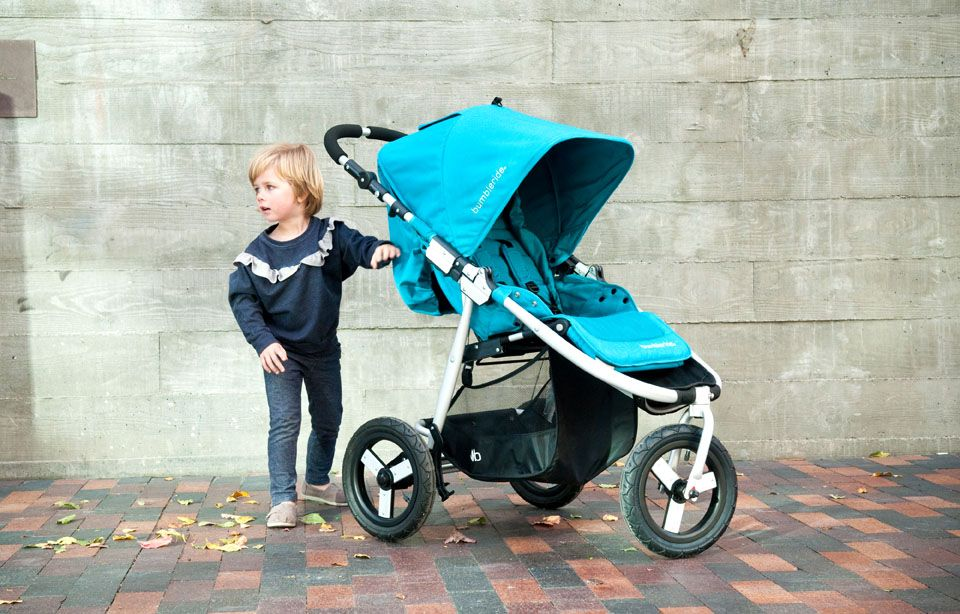 Ecofriendly strollers and accessories by Bumbleride