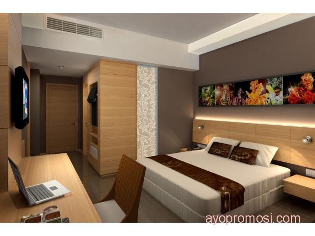 Pt Prada Tata Internasional Hotel Bed Room Design Bed