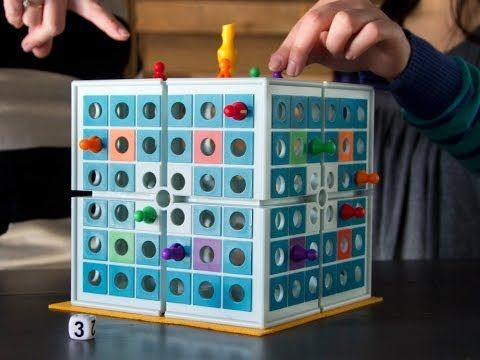 3 Dimensional Board Game Board Games Unique Gifts For