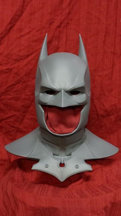 Arkham Origins Batman Mask