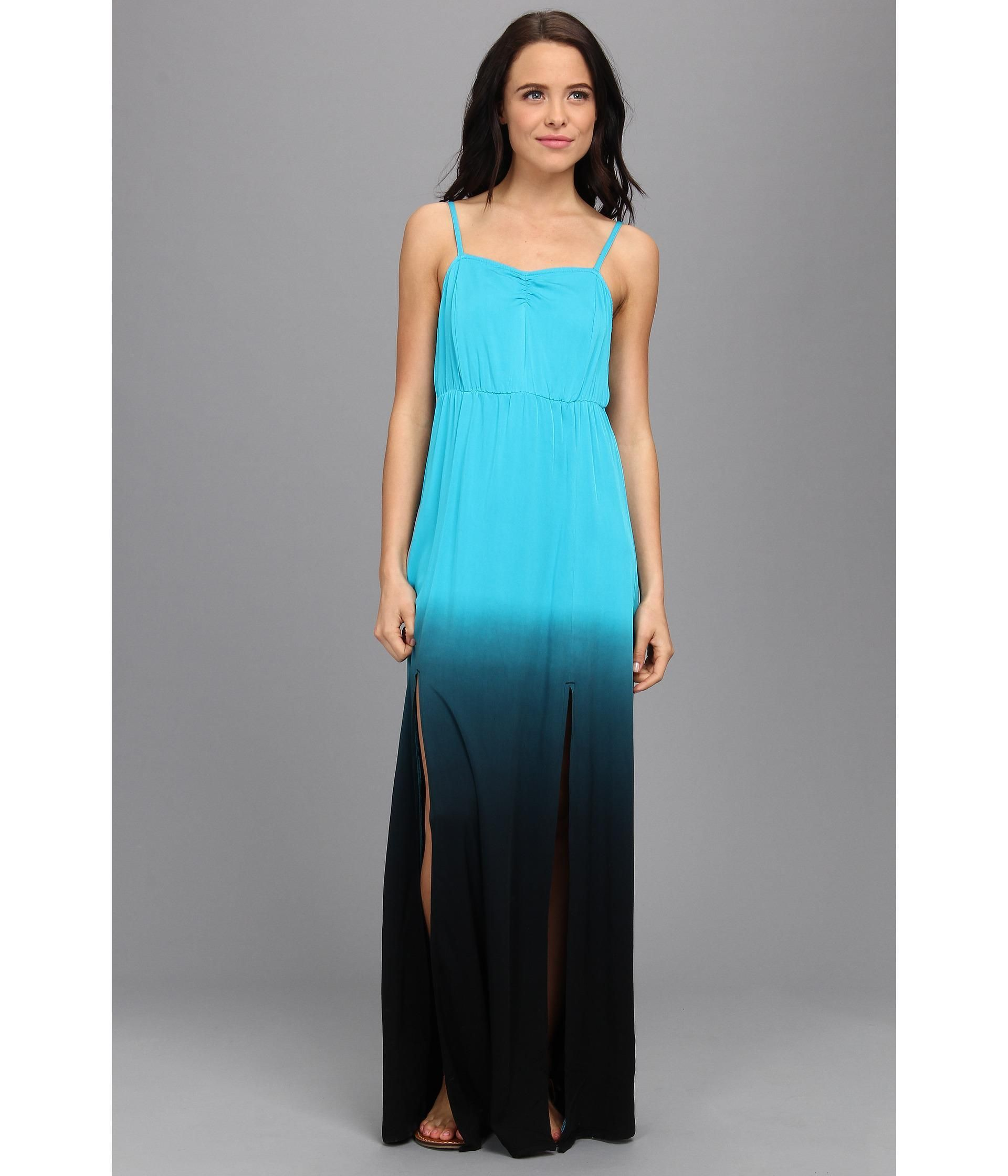 Get a look you'll want to live for in this Volcom® Two Dye For Dress.. Relaxed fit gently drapes o...