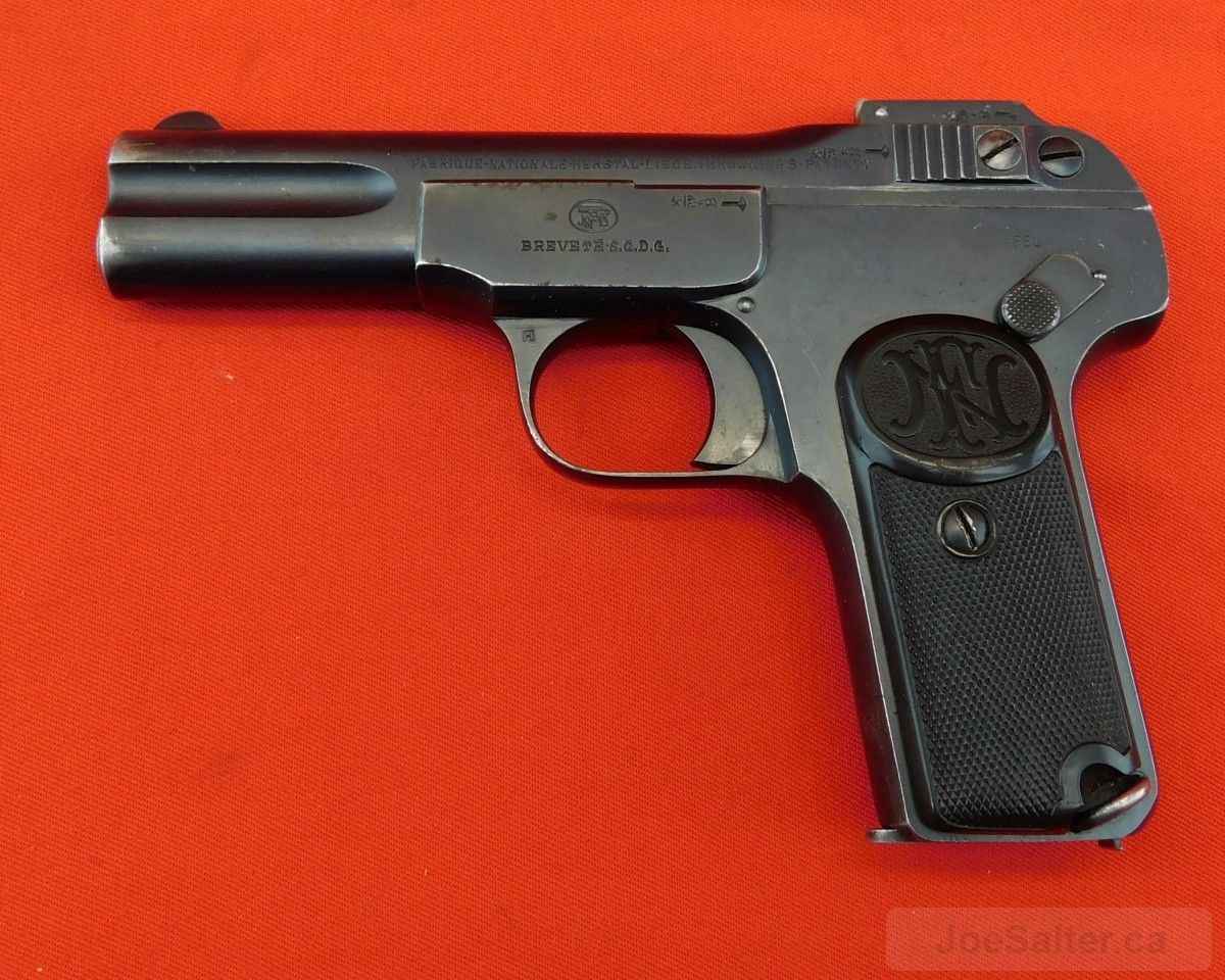 FN 1900 .32 Auto Grips