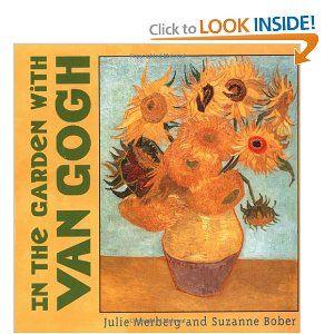 Fun! Poem about Vincent Van Gogh's paintings! Love it!