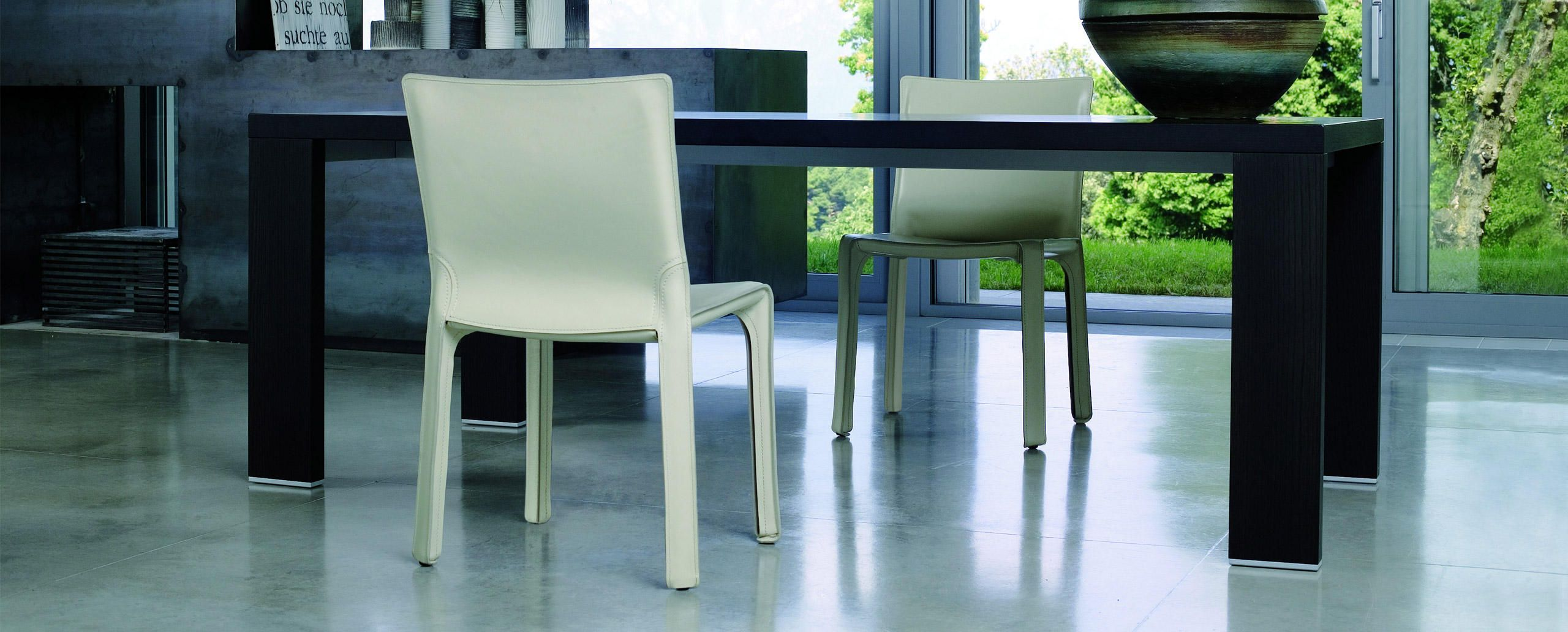 412 Cab Chair By Cassina Furniture Chair Dining Chairs