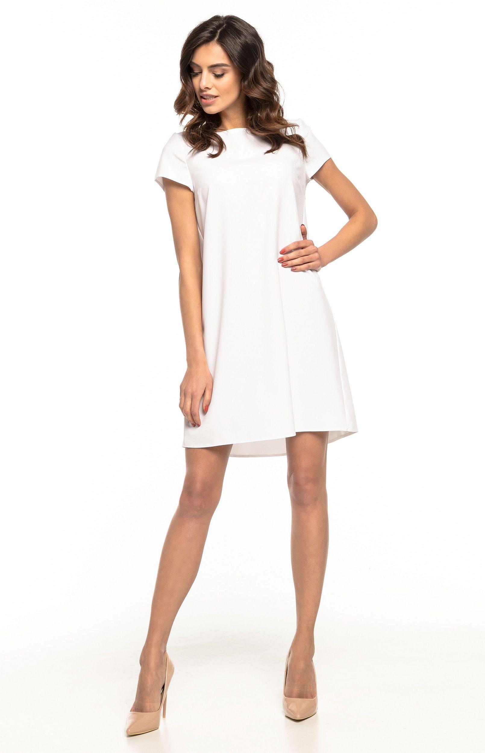 Robe 2019My Courte Blanche En Ample RobeEt Style mNnwv08