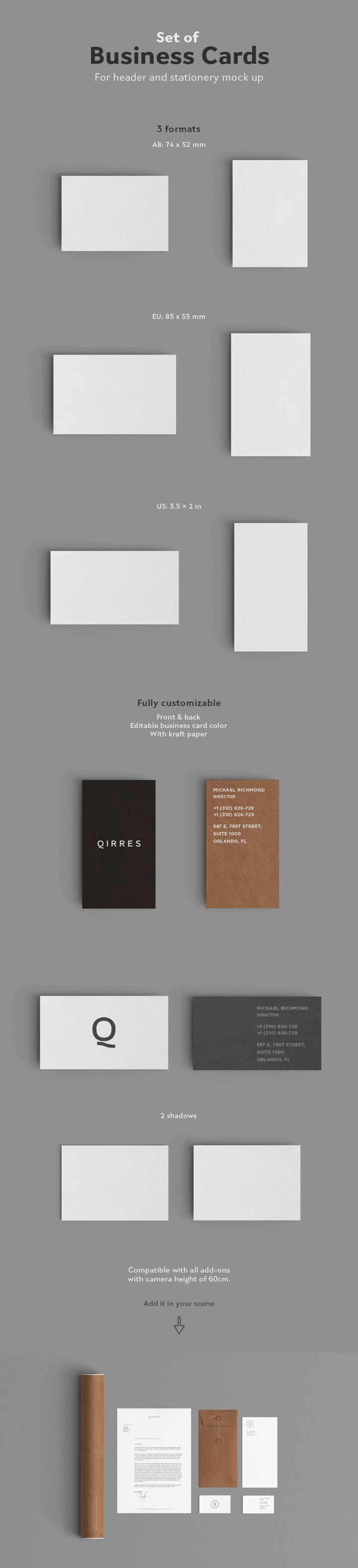 FREE Resources Vol 3 on Behance Template