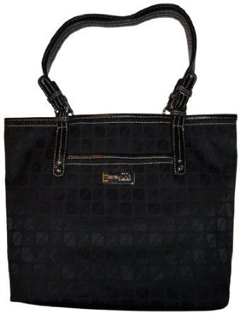 Women S Nine Co By West Purse Handbag Ship To It Tote Black