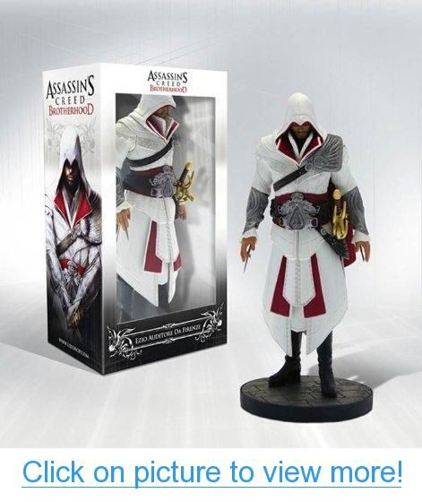 Assassins Creed Brotherhood Action Figure Ezio Assassins Creed Brotherhood Action Fig Assassin S Creed Brotherhood Assassins Creed Assassins Creed Artwork