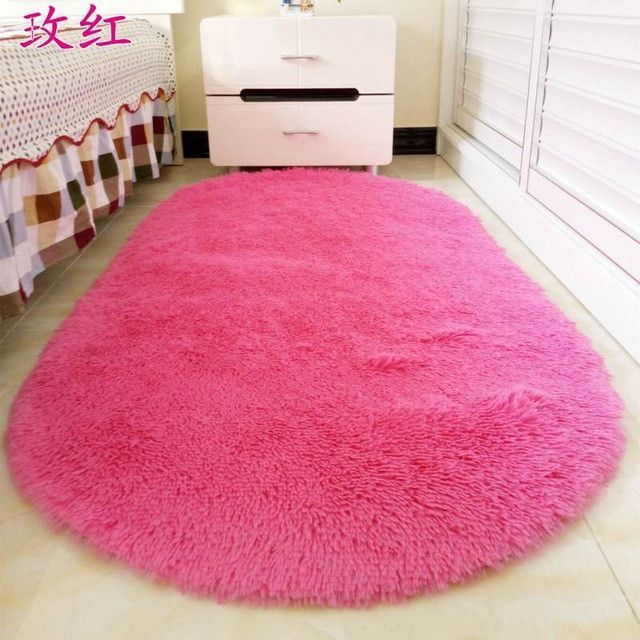 Latest Warm and sweet bedroom carpet living room parlor hallway soft carpet romance soft rug New Design - Review rug for bedroom In 2019