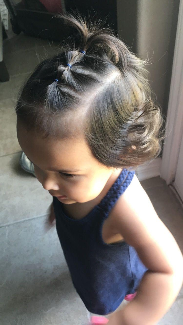 Baby Hair Style Girl Baby Hair Style Baby Style Babyhairstyle Girl Hair Dos Easy Toddler Hairstyles Cute Toddler Hairstyles