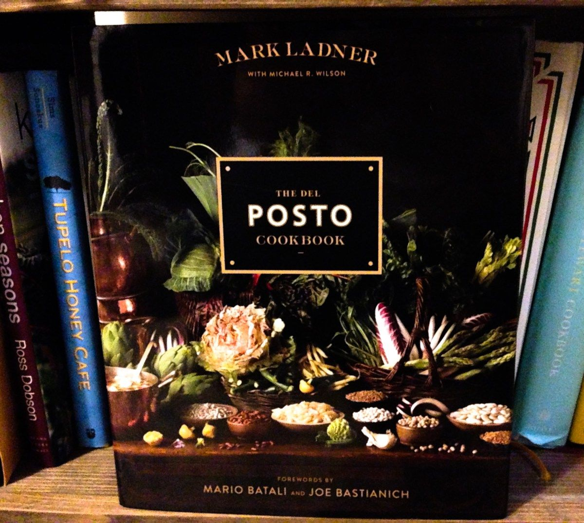 A Cookbook Review: The Del Posto Cookbook