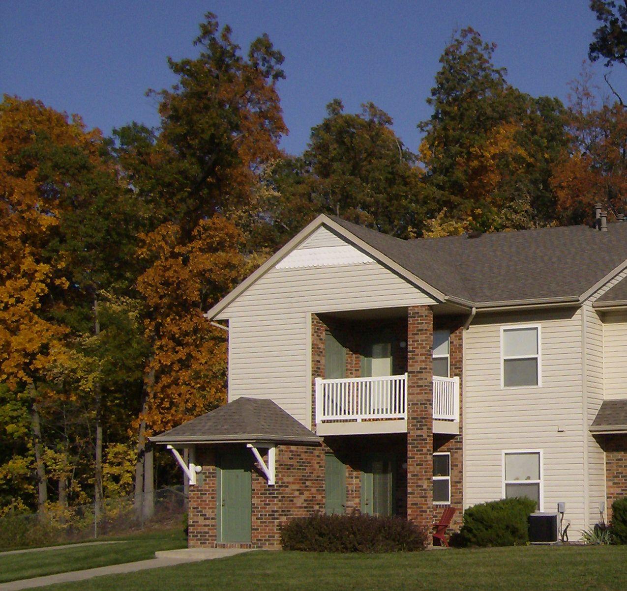 Eagle Point Apartments: Ashton Ridge, Jackson, MI. #apartment #jackson #michigan