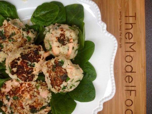 Baby Fish Cakes #cleaneating #healthyliving #modellife