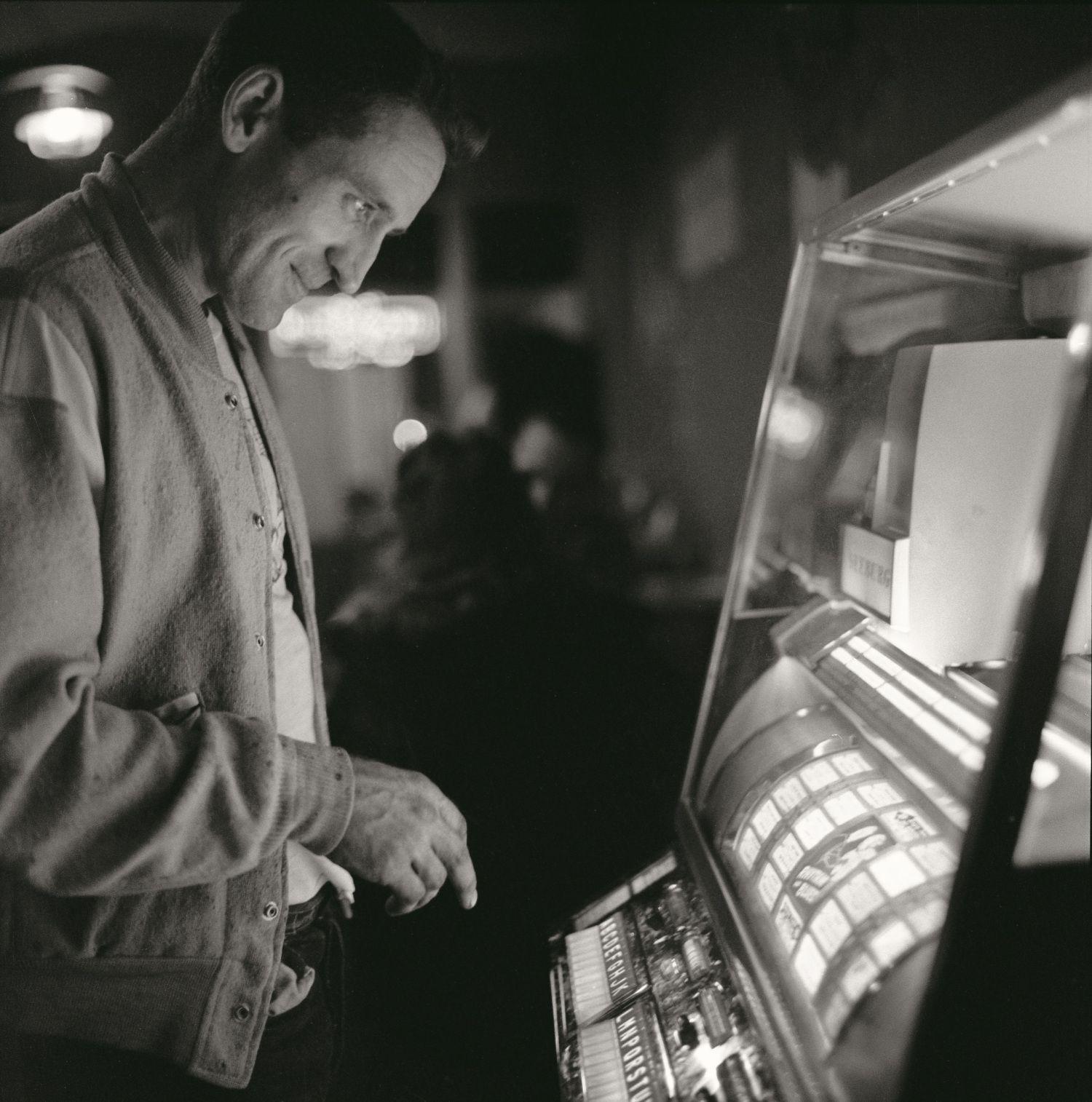 Neal Cassady Los Gatos Californie 1962 Silbergelatineabzug 2016