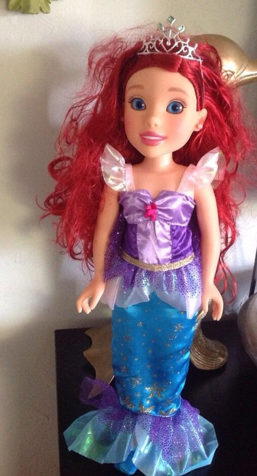 Details About Disney Collection Princess Ariel The Little