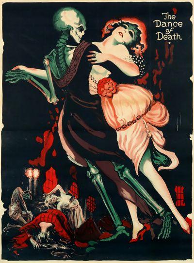 The Dance of Death  Josef Fenneker