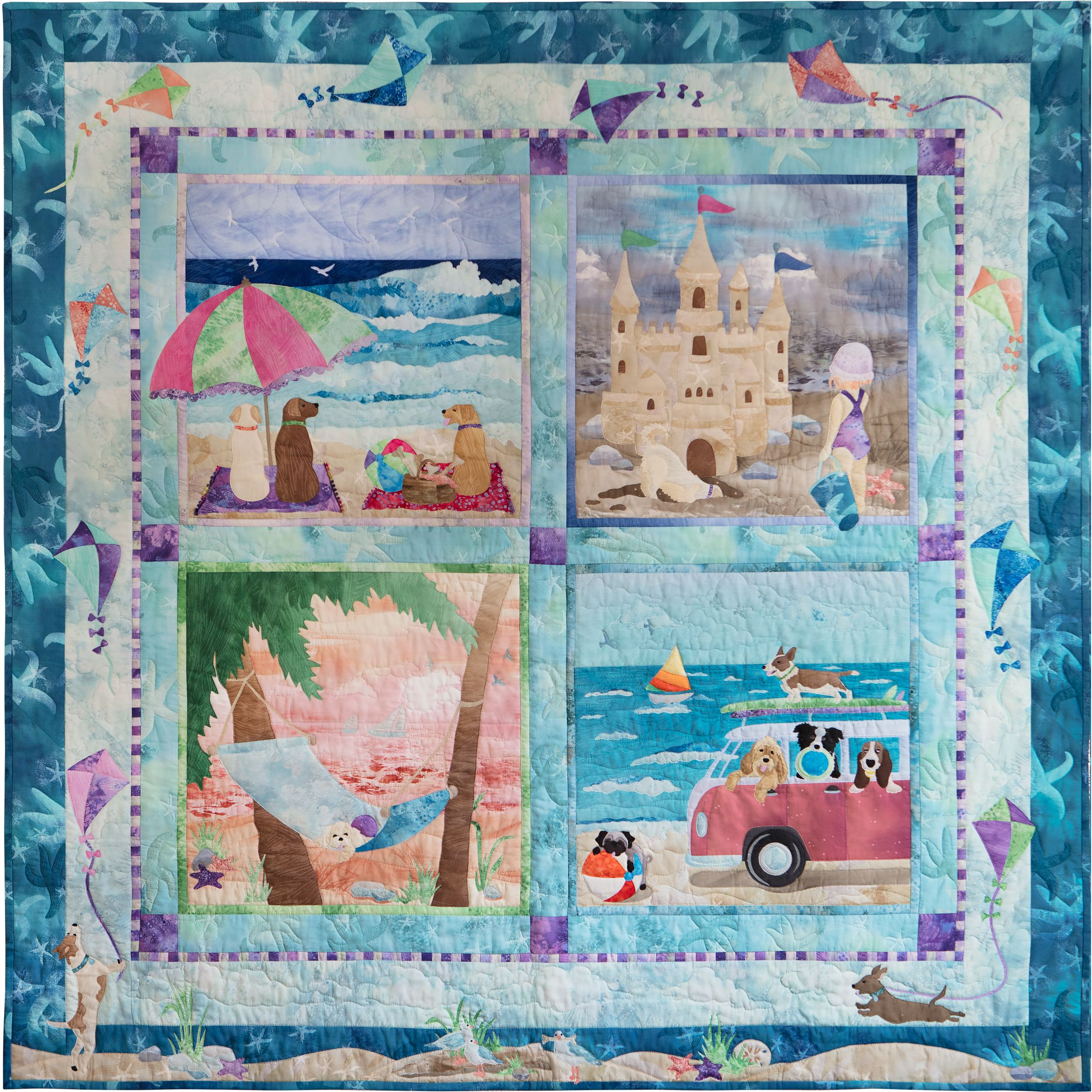 Coming Soon Summer Quilts Beach Quilt Quilts