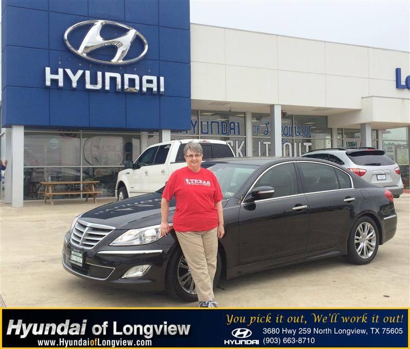 https://flic.kr/p/w6BHhL | #HappyAnniversary to Larry  Tyler on your 2013 #Hyundai #Genesis from Danny Belew at Hyundai of Longview! | www.hyundaioflongview.com/?utm_source=Flickr&utm_medi...