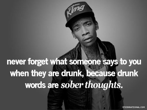 wiz khalifa quotes best sayings about you thoughts
