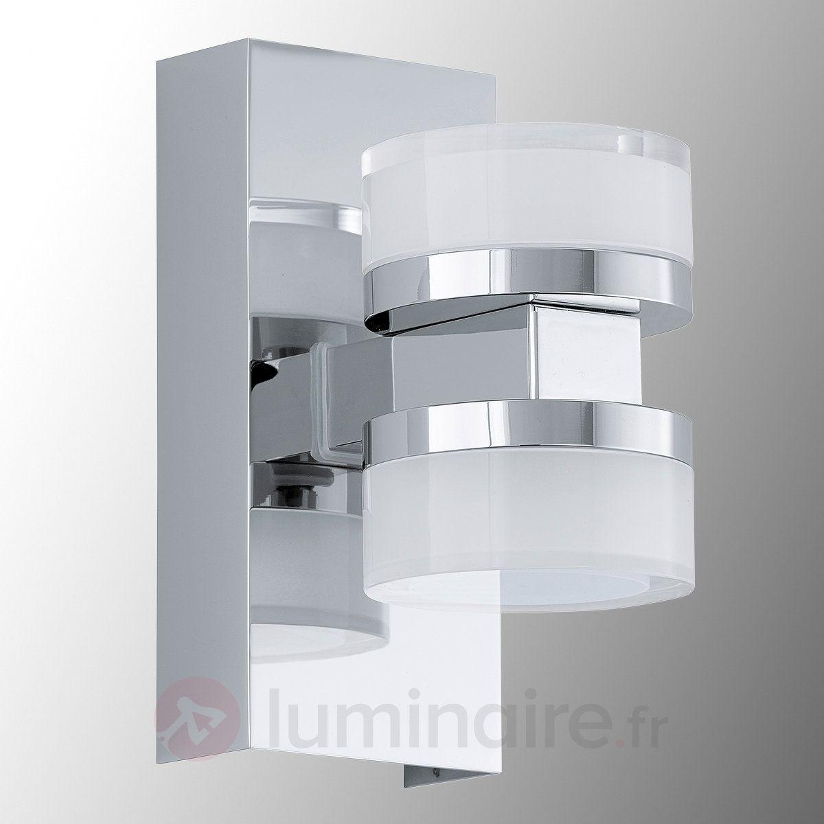 Applique LED Romendo protection éclaboussures
