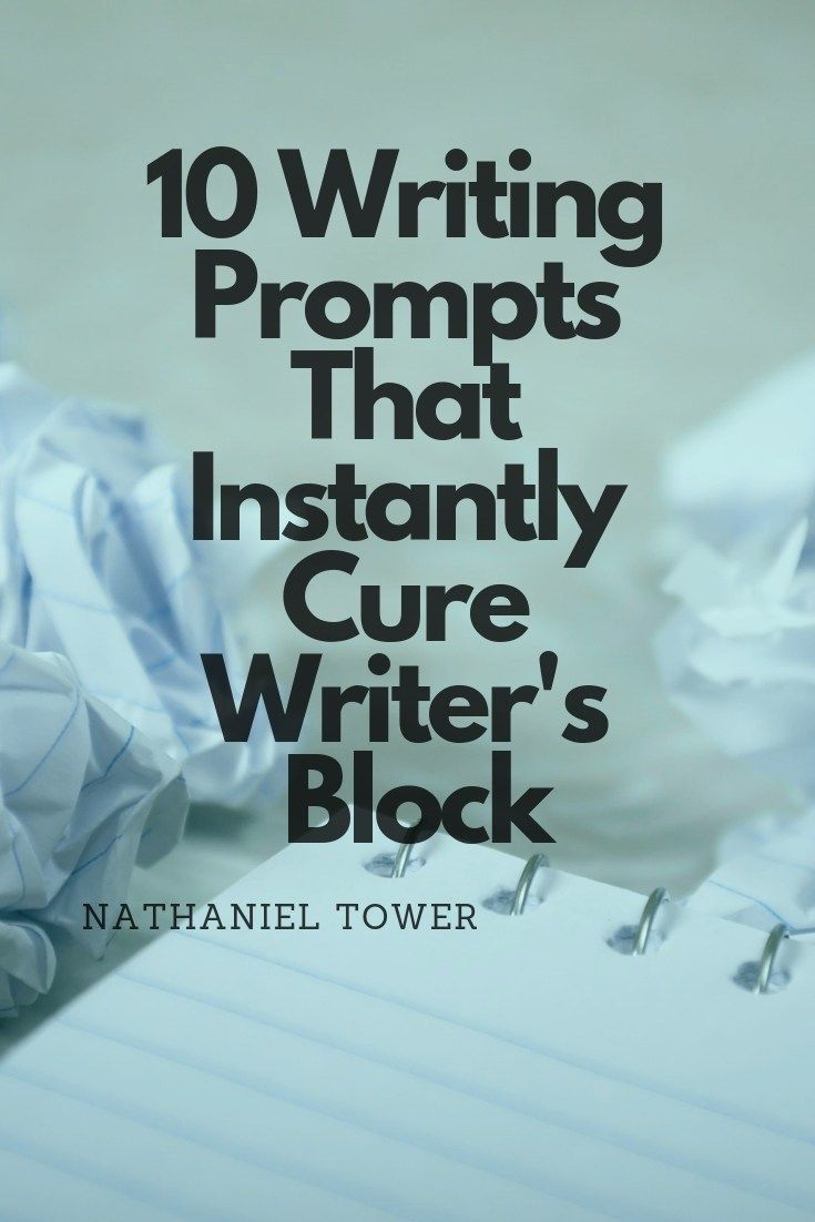 What to Write About When You Have Nothing to Write About   Nathaniel Tower