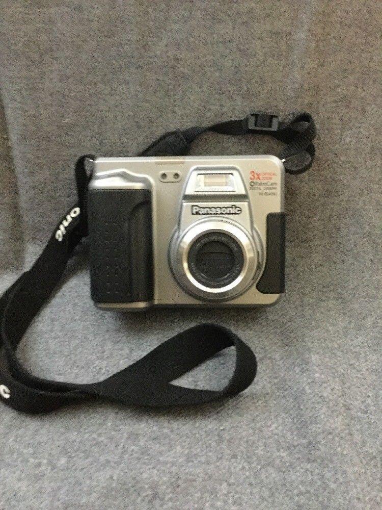Panasonic PV-SD4090 Digital Camera Windows 7 64-BIT