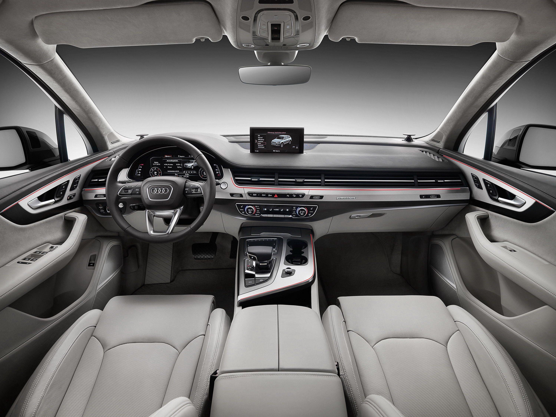 Audi Q7 2020 Interior Audi Q7 Interior Audi Q7 Audi Q7 Price