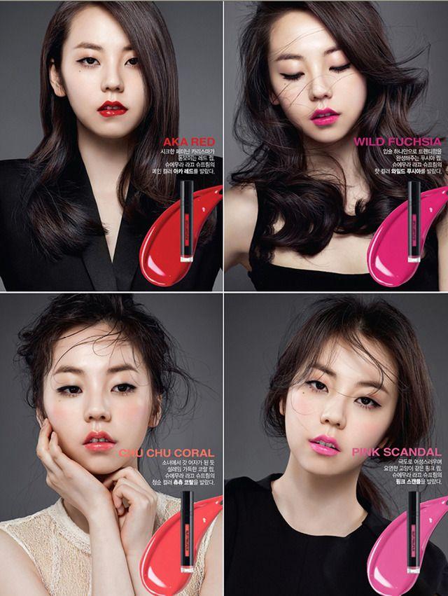 Korean makeup vs. Japanese makeup ~ kkuljaem 꿀잼