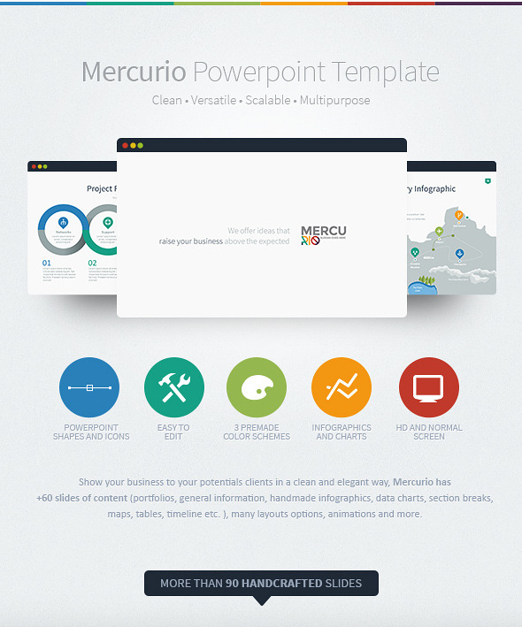 15 best powerpoint templates | powerpoint templates | pinterest, Modern powerpoint