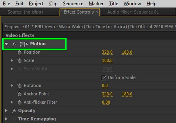How To Rotate Videos In Premiere Leawo Tutorial Center Videos Adobe Premiere Pro Time For Africa