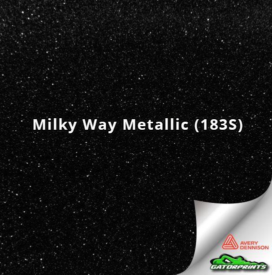 60 Avery Dennison Milky Way Metallic 183s Gatorprints Dennison Milky Way Avery
