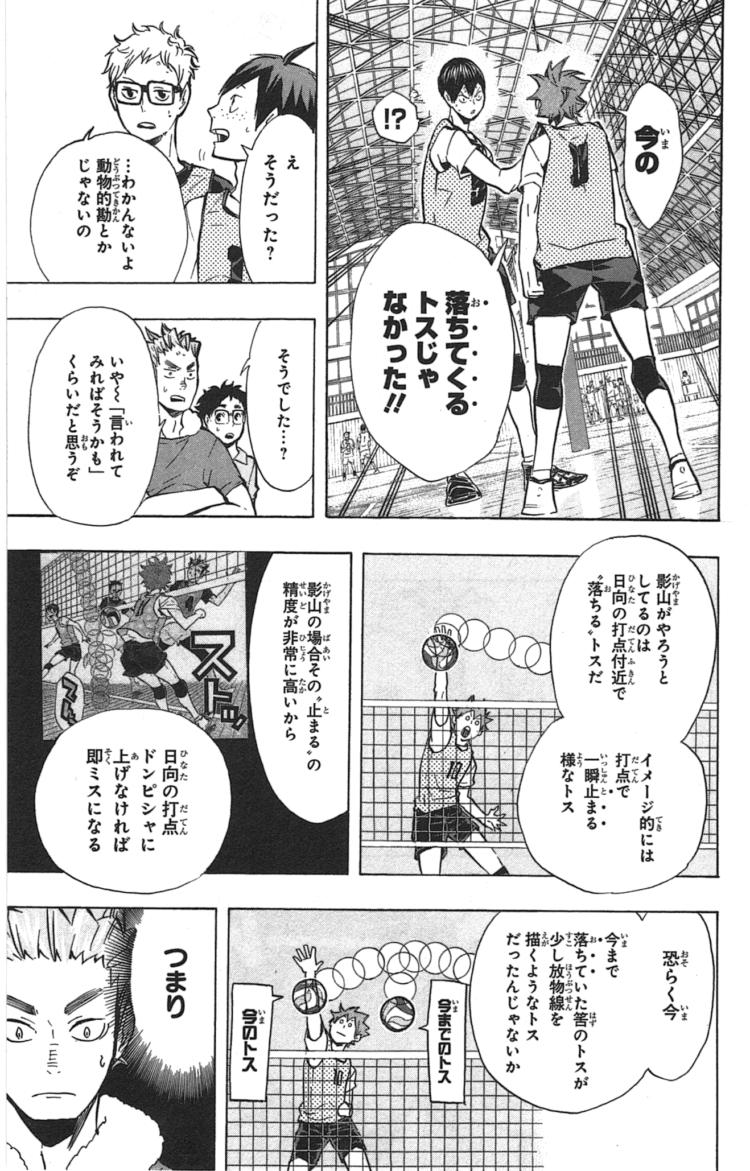 ハイキュー 漫画 bank