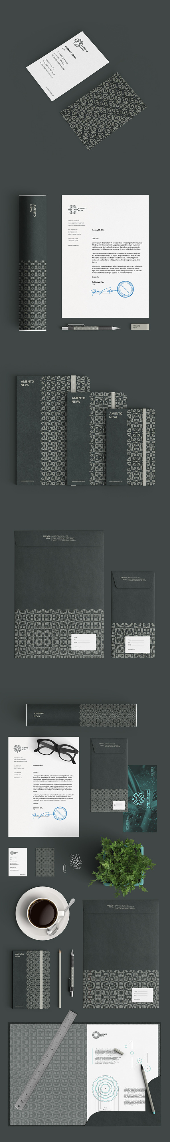 Amento Neva - Branding