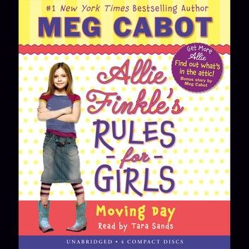 Allie Finkle's Rules For Girls, Book 1 Moving Day