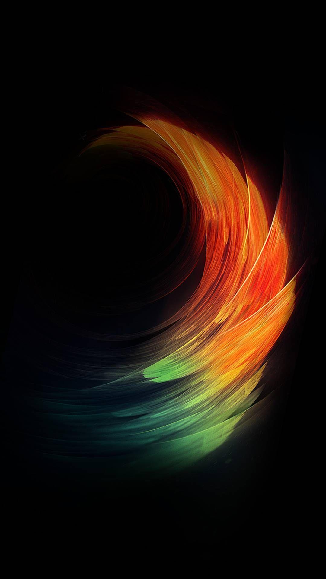 amoled abstract dark, iPhone Wallpaper Iphone wallpaper