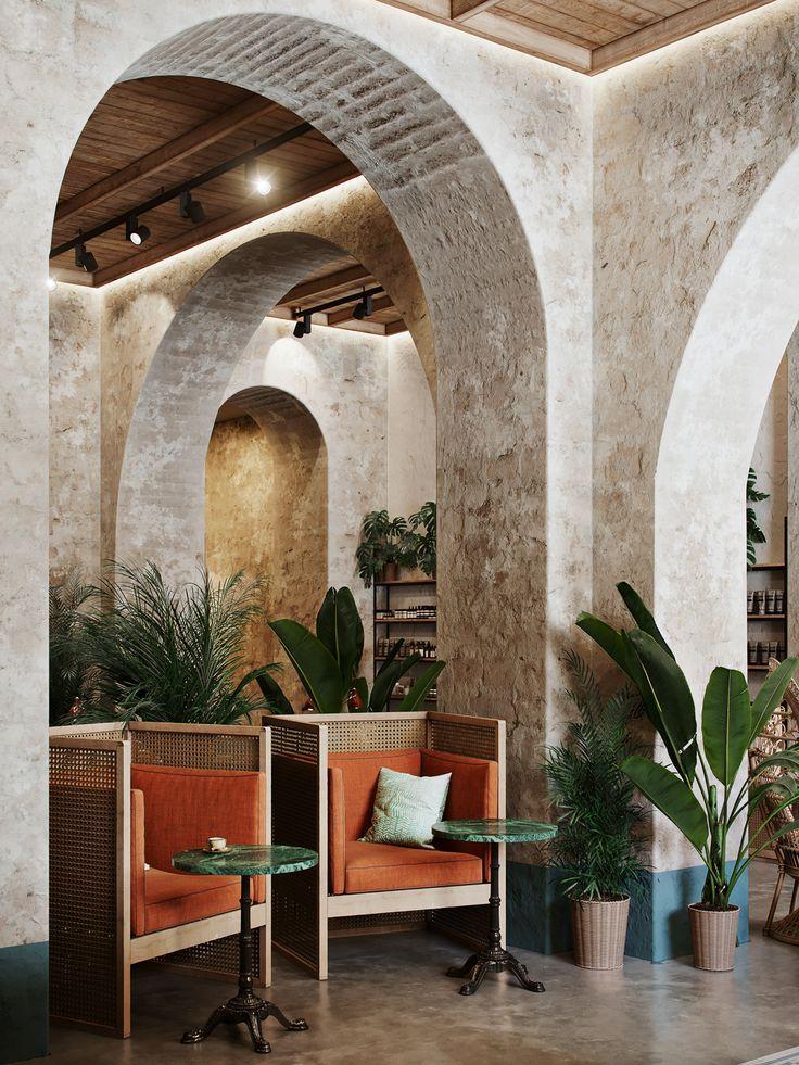 interior design + inspiration + tropical + home + style + photography | Julie de la Playa #modernbohemianbedrooms